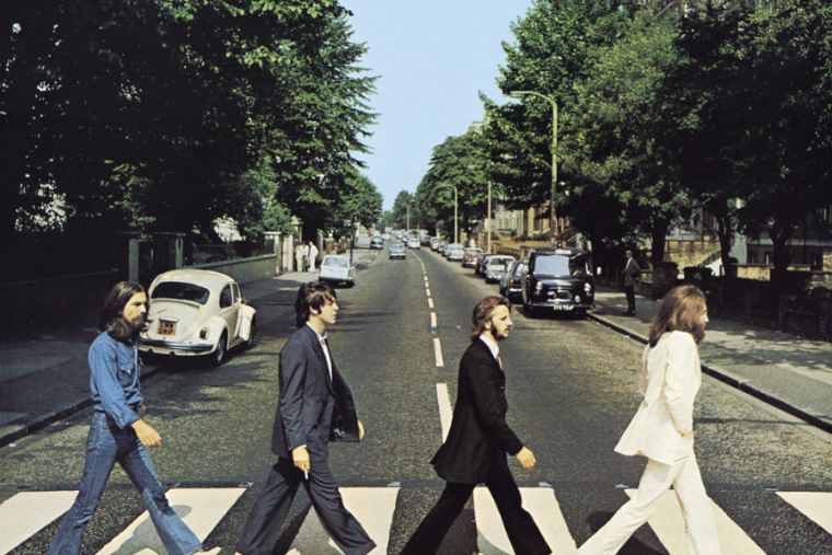 Iain Macmillan – Abbey Road – The Beatles