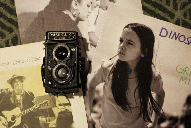 Serie: Discos y Fotos