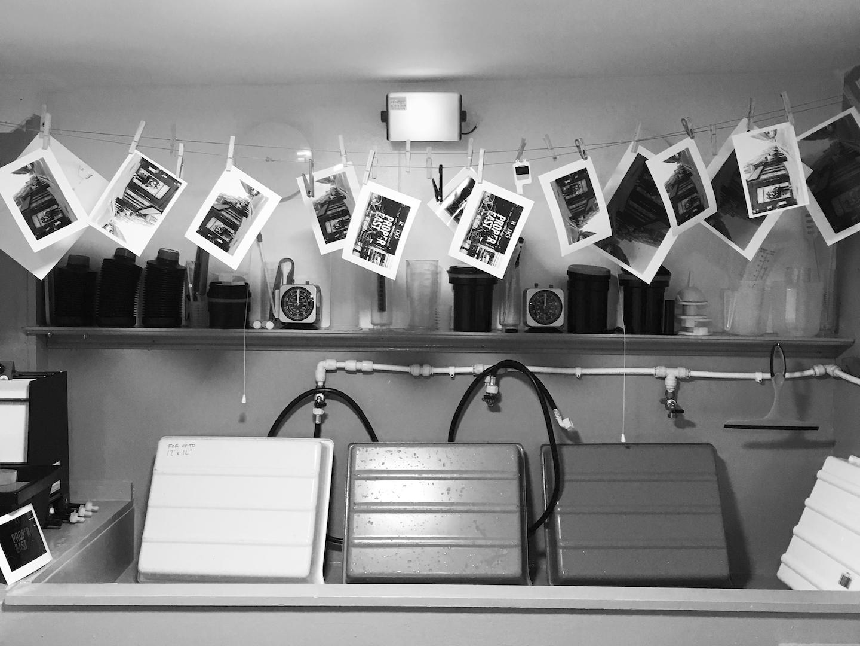 laboratorio darkroom